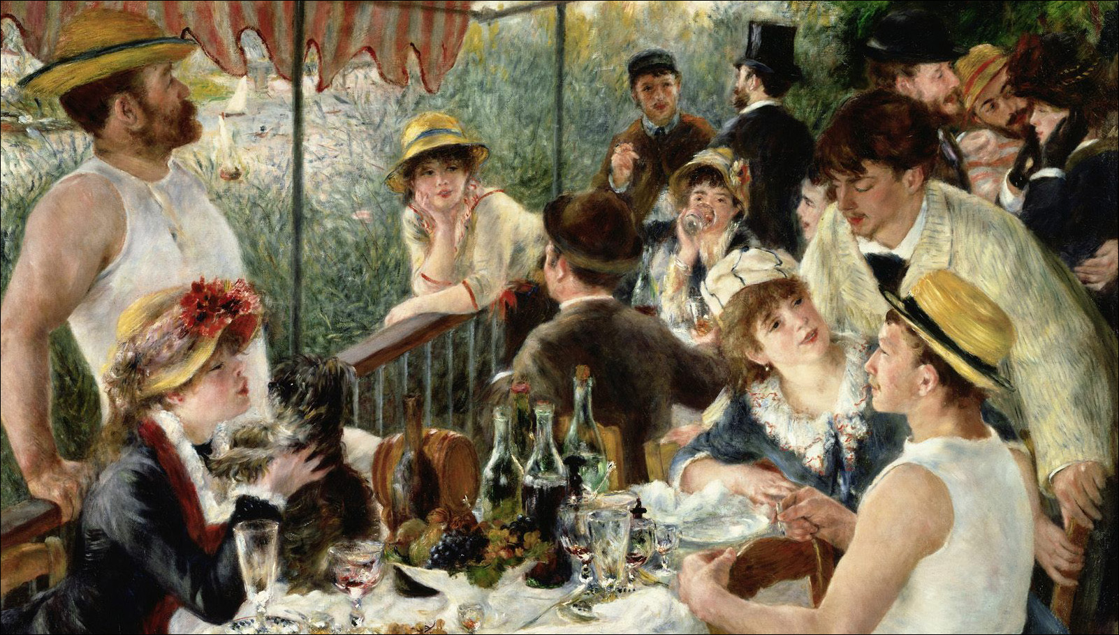 Renoir (Luncheon of the Boating Party)