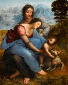 Leonardo da Vinci St Anne