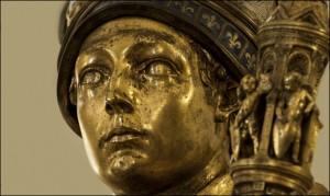 Donatello, Saint Louis of Toulouse