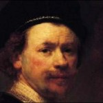 Self Portrait - Rembrandt (Norton Simon)