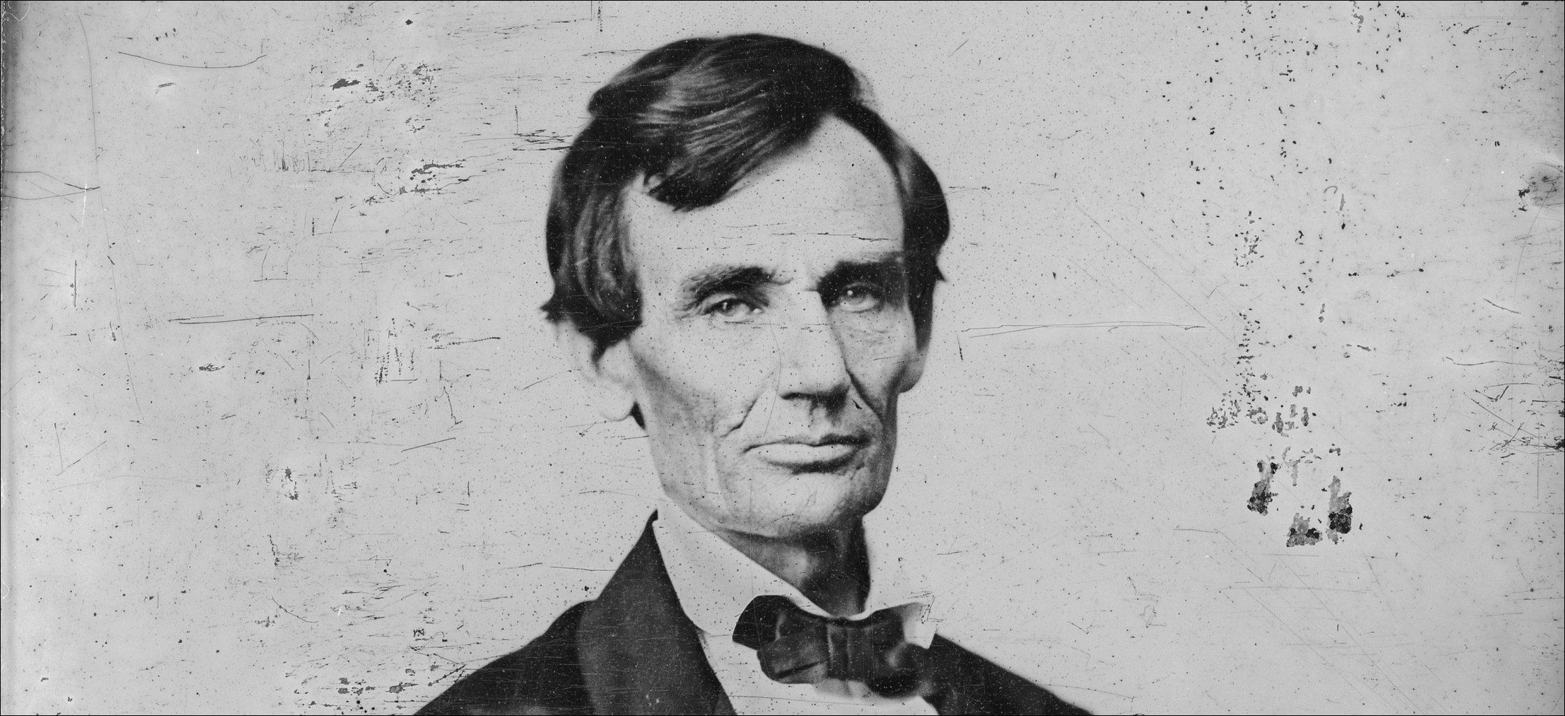 Lincoln 1860 (Preston Butler)