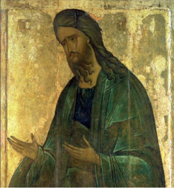 John The Baptist (Andrei Rublev)