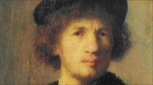 Rembrandt (Self Portrait)