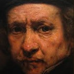 Rembrant ~ Self Portrait2