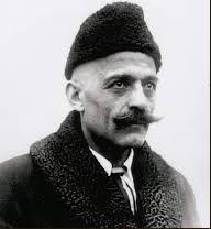 Gurdjieff Headshot