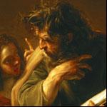 Matthew the Evangelist - Pompeo Batoni
