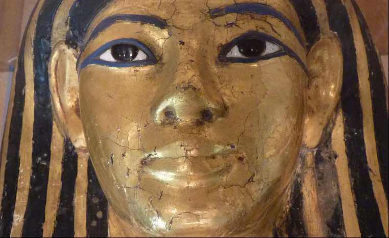 Coffin of Henut-Wedjebu, Songstress of Amun